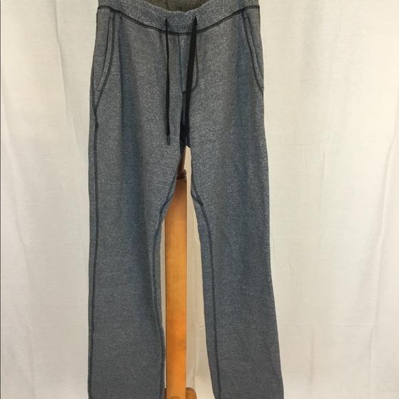 c4960ff857f lululemon athletica Pants | Lululemon Gray Cotton Blend Sweat L ...